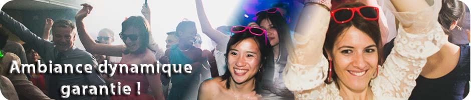 DJ pour Soirée Ile de France